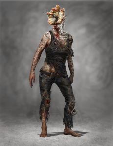 Cordyceps Zombie