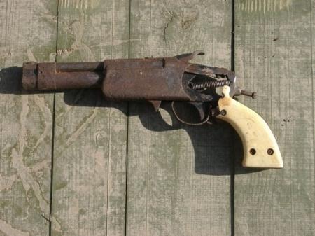 Scrap Pistol