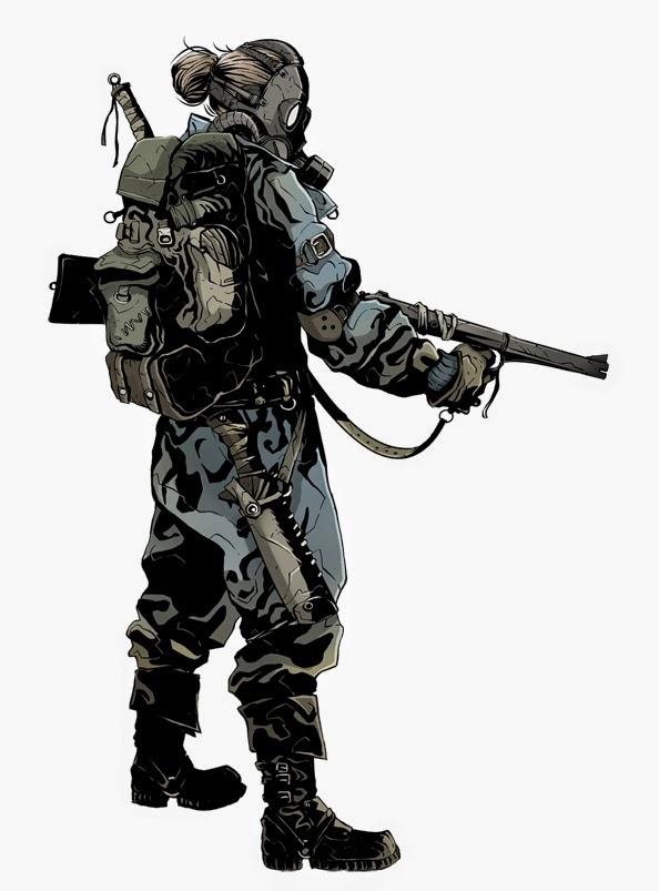 Survivalist generator x64
